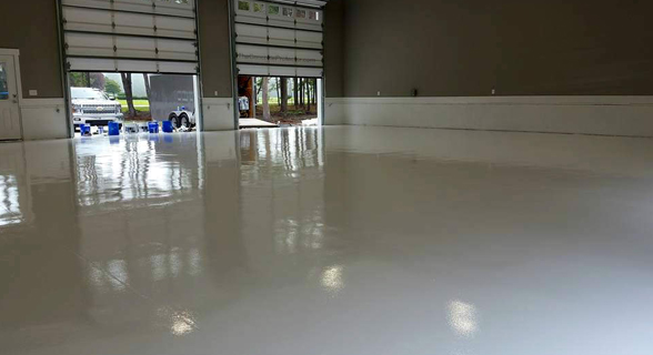 Garage Epoxy Floors
