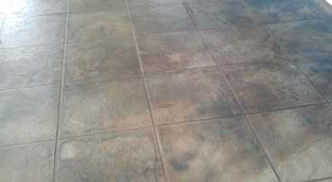 resurface garage floor concrete resurfacer
