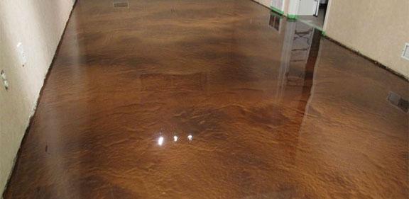 Metallic Epoxy Floor Corona Riverside
