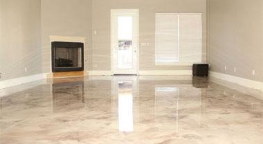 Metallic Epoxy Flooring Corona, CA | Epoxy Floor Coating Company