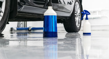 Garage Floor Coating Corona