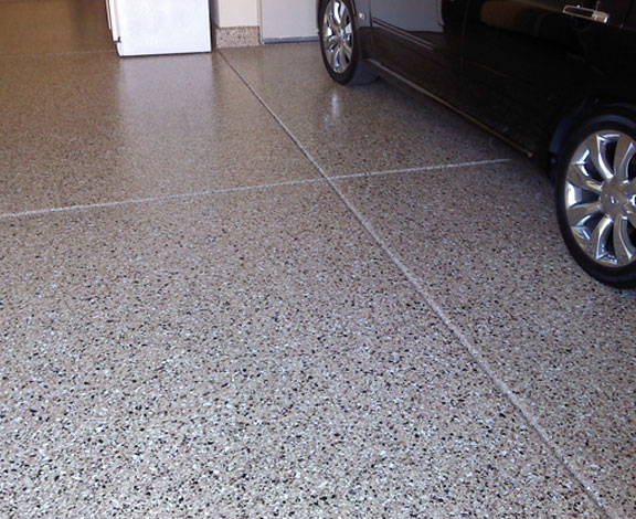 epoxy garage floor coating)